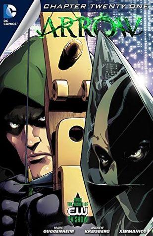 Arrow (2012- ) #21