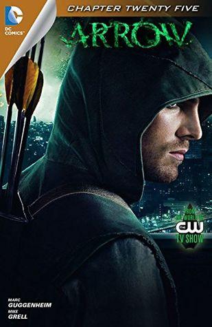 Arrow (2012- ) #25