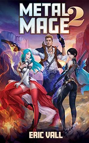 Metal Mage 2 - Éric Vall