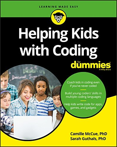 Helping Kids with Coding For Dummies (For Dummies
