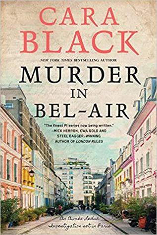 Murder in Bel-Air (Aimee Leduc Investigations, #19)