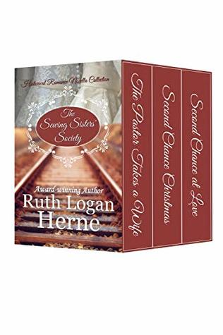 The Sewing Sisters' Society by Ruth Logan Herne