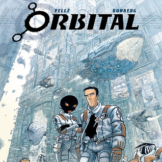 Orbital (Issues) (7 Book Series)