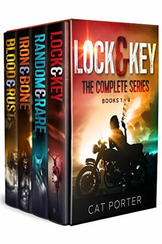 Lock and key book series