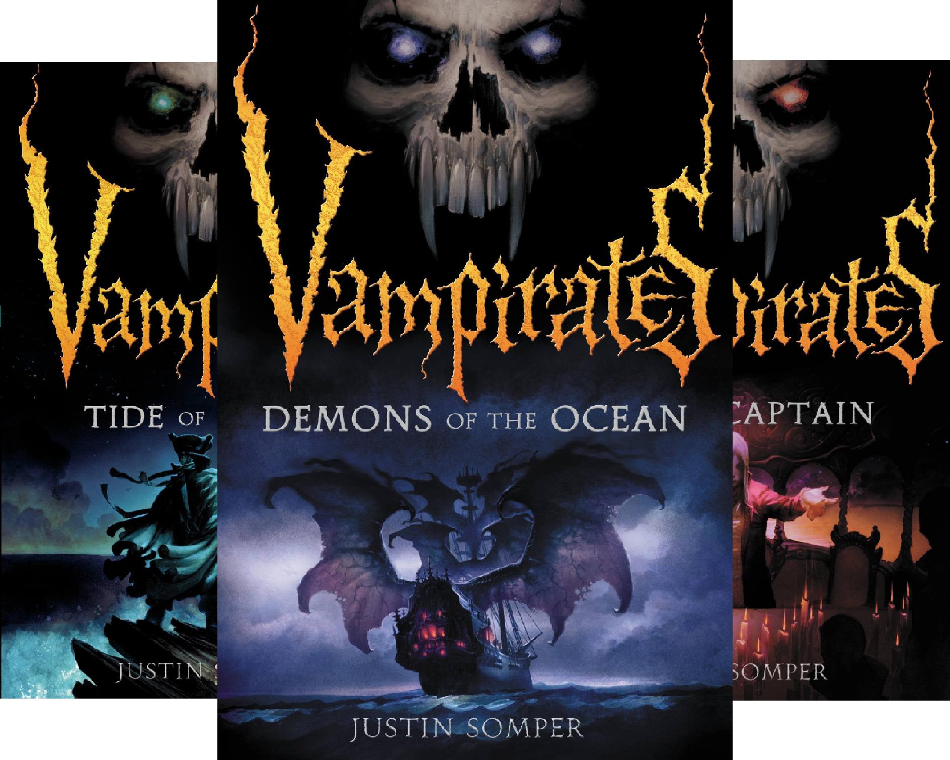 Vampirates (6 Book Series)