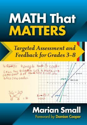 Math That Matters: Targeted Assessment and Feedback for Grades 3-8
