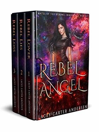 Rebel Angel: A Paranormal Reverse Harem