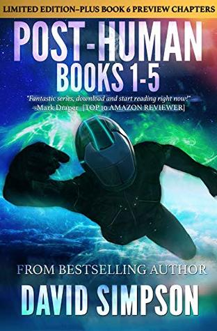 Post-Human 5 Book Boxed-Set: (Limited Edition) (Plus Book 6 Preview Chapters)