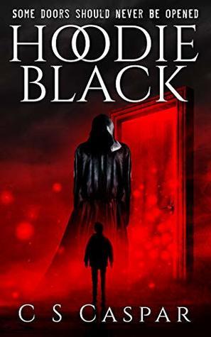 HOODIE BLACK: Some doors should never be opened