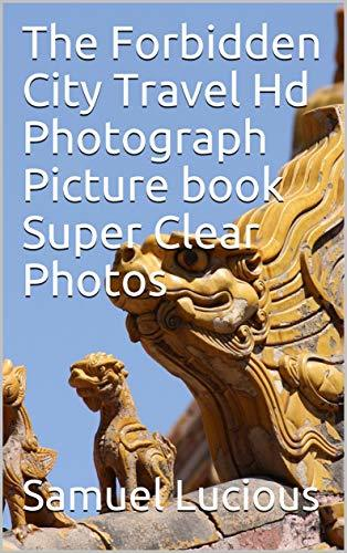 The Forbidden City Travel Hd Photograph Picture book Super Clear Photos