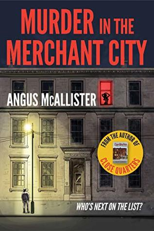 Murder in the Merchant City: from the author of Close Quarters