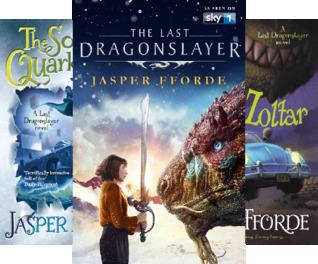 The Last Dragonslayer Series (3 Book Series)