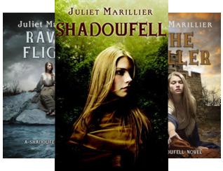 Shadowfell (3 Book Series)