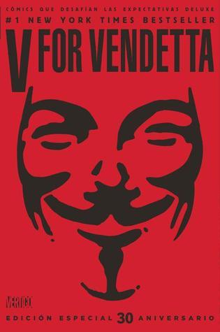 Vertigo Deluxe: V For Vendetta, Edición 30 aniversario