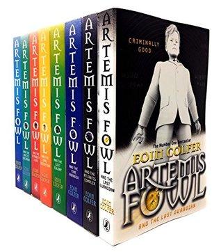 Artemis Fowl Collection 8 Books Set