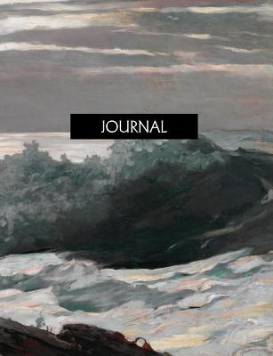 Journal: Early Morning After a Storm at Sea, 1900-1903. Winslow Homer