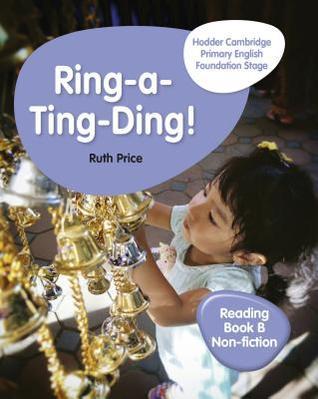 Hodder Cambridge Primary English Reading Book B Non-Fiction Foundation Stage