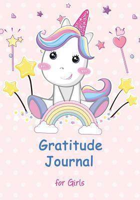 Gratitude Journal For Girls Unicorn Journal Notebook Diary Record