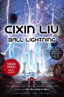 Ball Lightning Sneak Peek