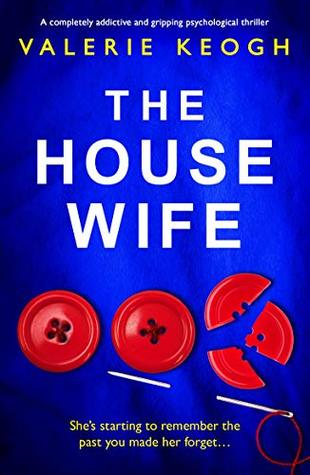 Cover of the house wife by Valerie Keogh