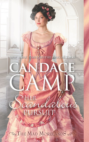 Her Scandalous Pursuit (The Mad Morelands, #7)
