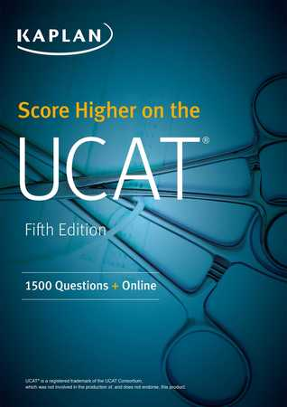 Score Higher on the UCAT: 1500 Questions + Online
