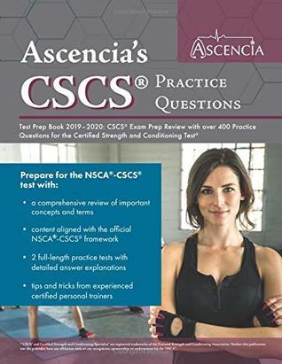 Cscs Training Book