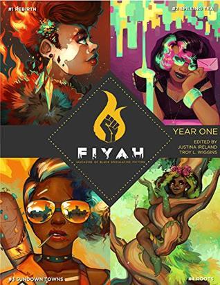 FIYAH Literary Magazine: Year One