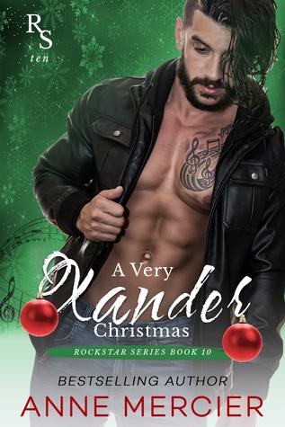 A Very Xander Christmas 3 (Rockstar #10)
