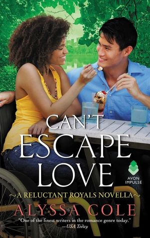 Can't Escape Love (Reluctant Royals, #3.5)