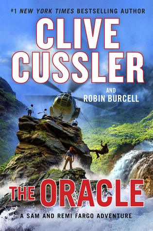 The Oracle (Fargo Adventures #11)  -  Clive Cussler, Robin Burcell