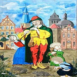 the Pied Piper of hamelin : illustrated stories for children: moral story books for kids 5 to 7 years : picture books for infants