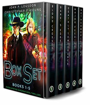 The Piper & Payne Supernatural Thriller Series: Books 1 - 5