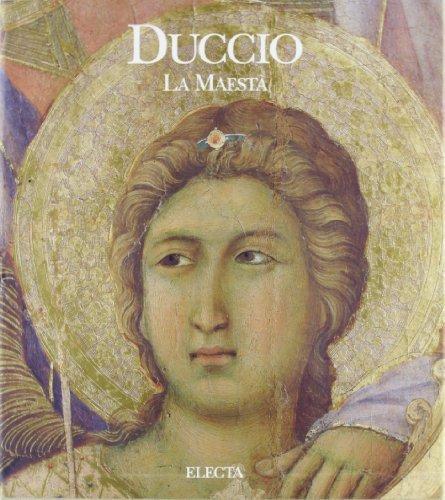 Duccio Da Boninsegna: LA Maesta
