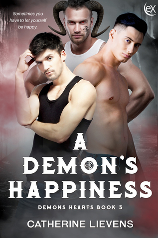 A Demon's Happiness (Demons Hearts #5)
