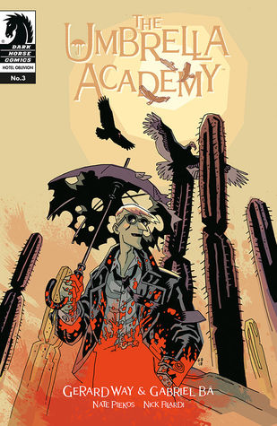 Umbrella Academy by Gerard Way