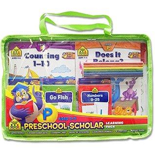 Preschool Scholar Learning Pack