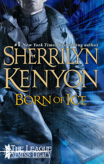 Born of Ice (The League: Nemesis Rising #3, The League: Nemesis Legacy #2)