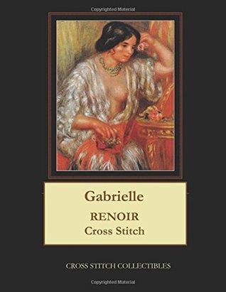 Gabrielle: Renoir Cross Stitch Pattern