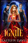 Book cover for Ignite (Midnight Fire, #1)