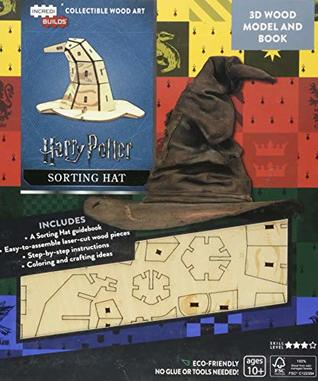 Incredibuilds Harry Potter Sorting Hat