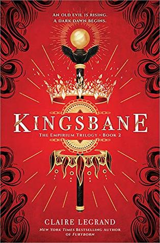 3 Reasons To Read…Kingsbane by Claire Legrand