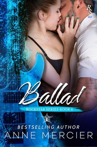 Ballad (Rockstar #6)