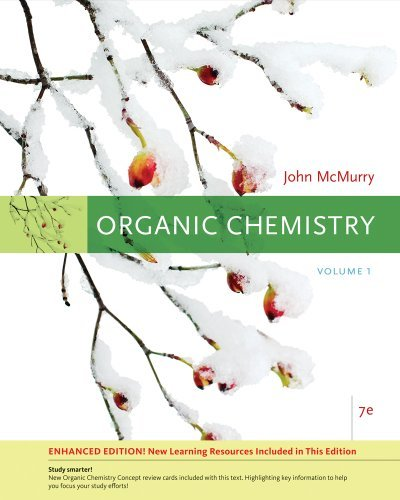 Bundle: Organic Chemistry, Enhanced Edition, Volume 1 (with OWL Printed Access Card for Organic Chemistry), 7th + Study Guide with Solutions Manual