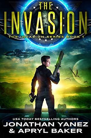 The Invasion by Jonathan Yanez