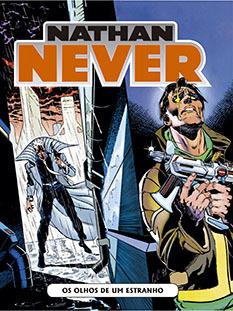 Nathan Never, Vol. 1: Os Olhos de Um Estranho
