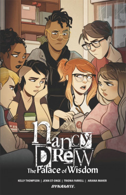 Nancy Drew by Kelly Thompson