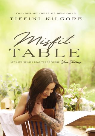 Misfit Table by Tiffini Kilgore