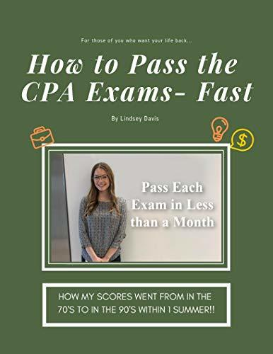 How to Pass the CPA Exams - FAST: Within one summer, I was able to boost my CPA Score from the 70s to the 90s. Here are my tips, along with 2 study calendar templates!