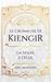 Le Cronache di Kiengir by Abel Montero